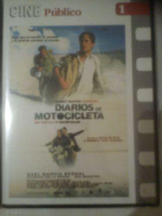 Diario de motocicleta dvd