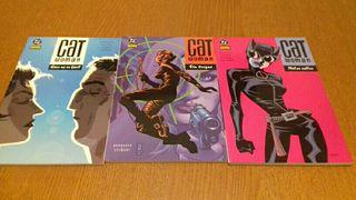 lote catwoman brubaker norma comics