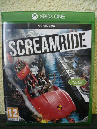 Screamride xbox one screamride