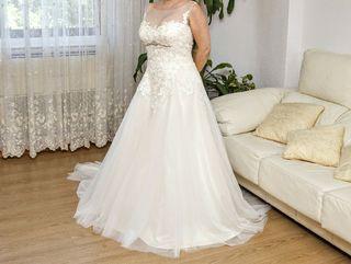 Fotos de vestidos de novia y zapatos