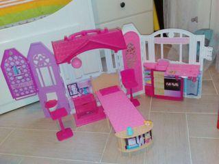 Casa vacaciones barbie