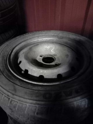 rueda repuesto berlingo