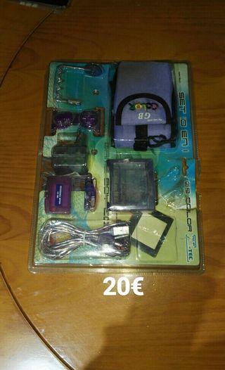 accesorio gam boy color