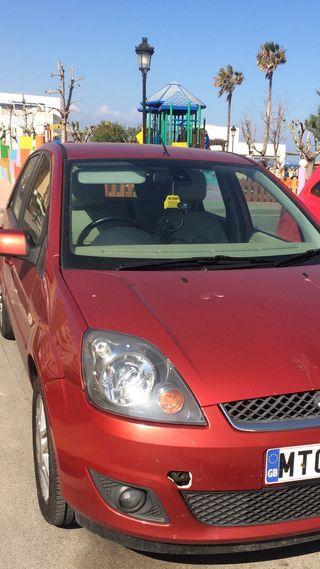 Ford Fiesta 2006 rhd matriculado a su nombre