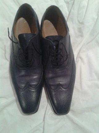 Zapatos PERTINI talla 45