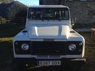 Land Rover Defender 2004