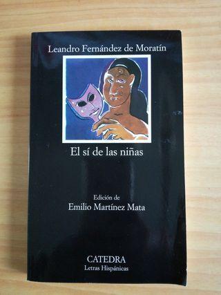 """Libro """"El sí de las niñas"""""""