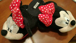 zapatollas Minie Mouse. n.38-39.