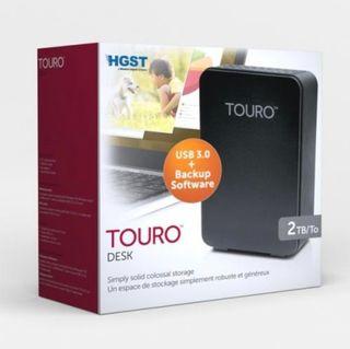 Disco duro 2tb USB 3.0 NUEVO