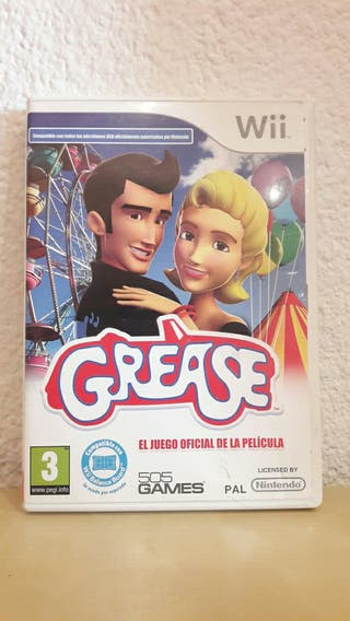 Grease Wii