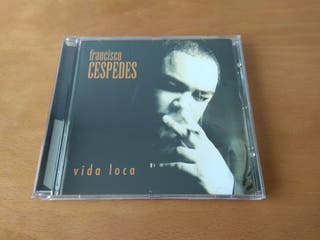 CD de Francisco Céspedes - Vida Loca