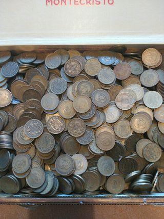 lote monedas antiguas 3kg 860 piezas