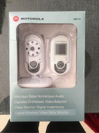 Vigila Bebes Motorola Mbp20
