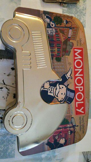 monopoli coche. año 2000