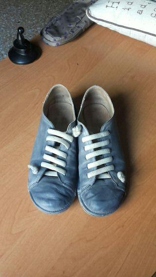 Zapatos mujer Piel t 37