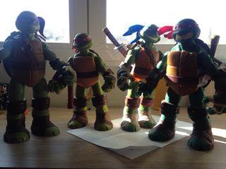 Tortugas ninja juguete