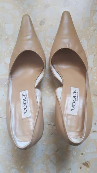 Zapato tacón Vogue