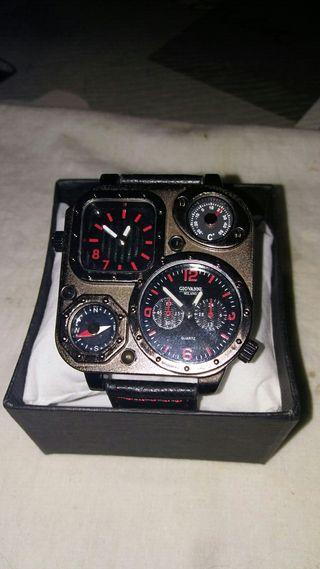 Reloj hombre diseño