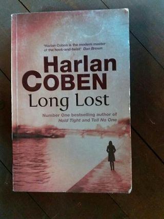 Long lost. libro en Ingles