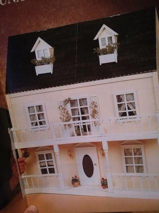 casa muñecas nueva miniatura