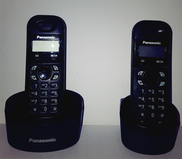 panasonic phone kx tga652 manual