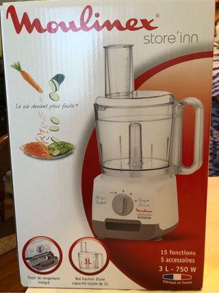 Robot cocina Moulinex StoreIn