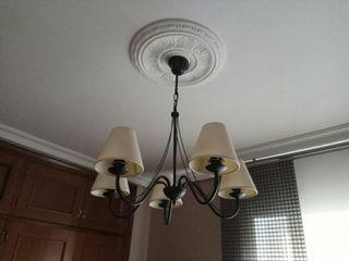 Se vende bonita lámpara