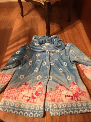 Pijama muy calentito