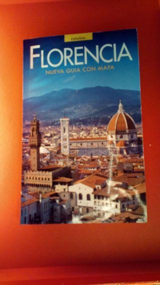 Guia de viajes: Florencia con mapa