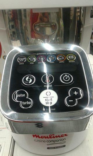 robot de cocina Companion