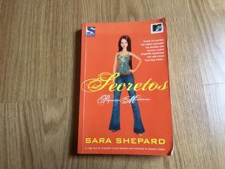 Secretos - Sara Shepard (Pequeñas Mentirosas 2)