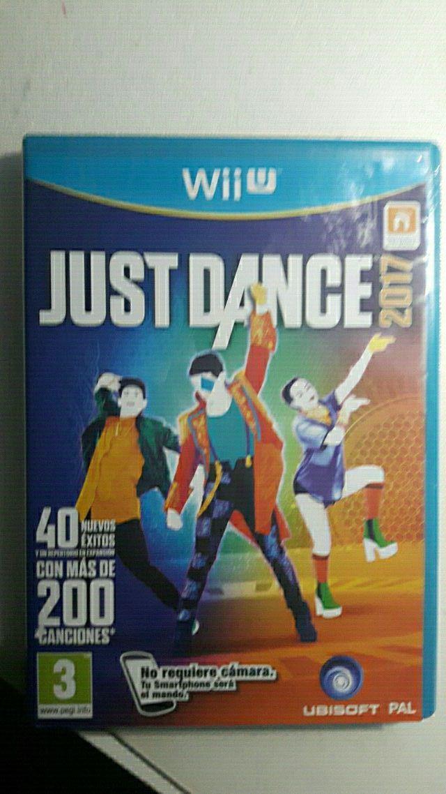 Just Dance 2017 para Wii U
