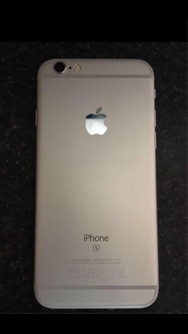 Iphone 6s 64gb NUEVO