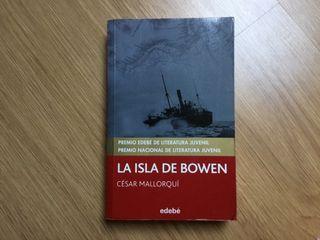 La isla de Bowen - Cesar Mallorquí