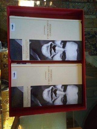 Biogafria de Federico Garcia Lorca (2 volumenes)