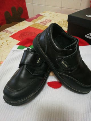 zapatos formal niño