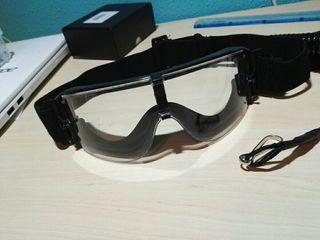 Gafas airsoft protección