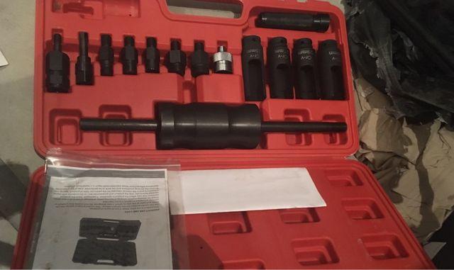 Extractor inyectores