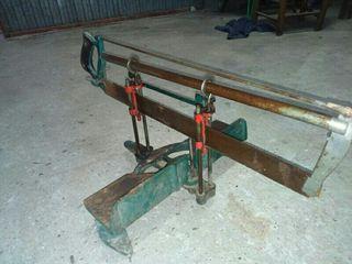 cortadora de madera balancin