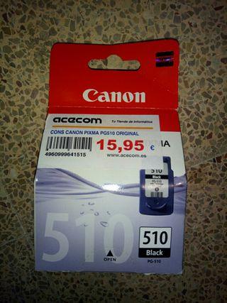 Cartucho tinta Canon 520