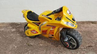 moto winner