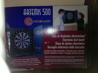 diana electronica artemis 500