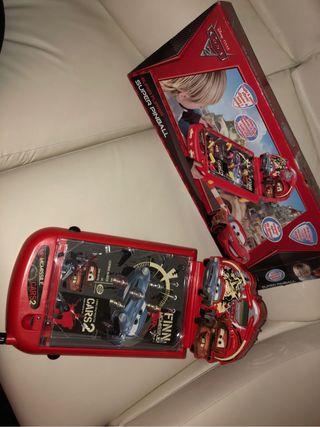 Juego super pinball cars 2