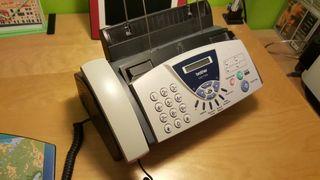 FAX-T104 Brother - Fax de transferencia térmica.