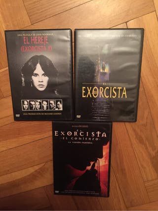 Pack Exorcista