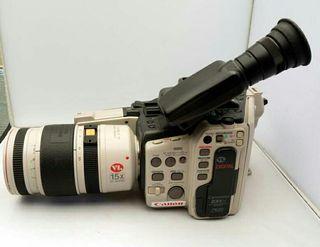 Cámara Video Canon L1A Hi8 Canonvision 8mm
