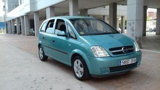 Opel Meriva 1.6i con navi 60mil km