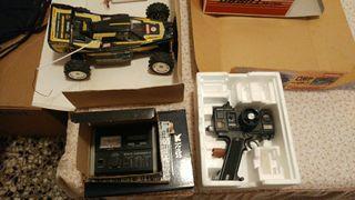 coche radio control profesional electrico