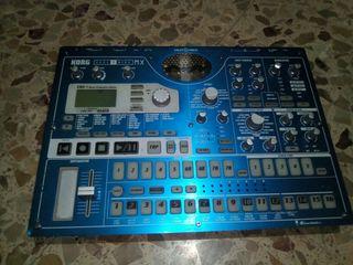 korg electribe mx blue en perfecto estado