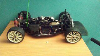 coche rc hyper 8.5